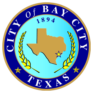 City of Bay City, Texas Seal